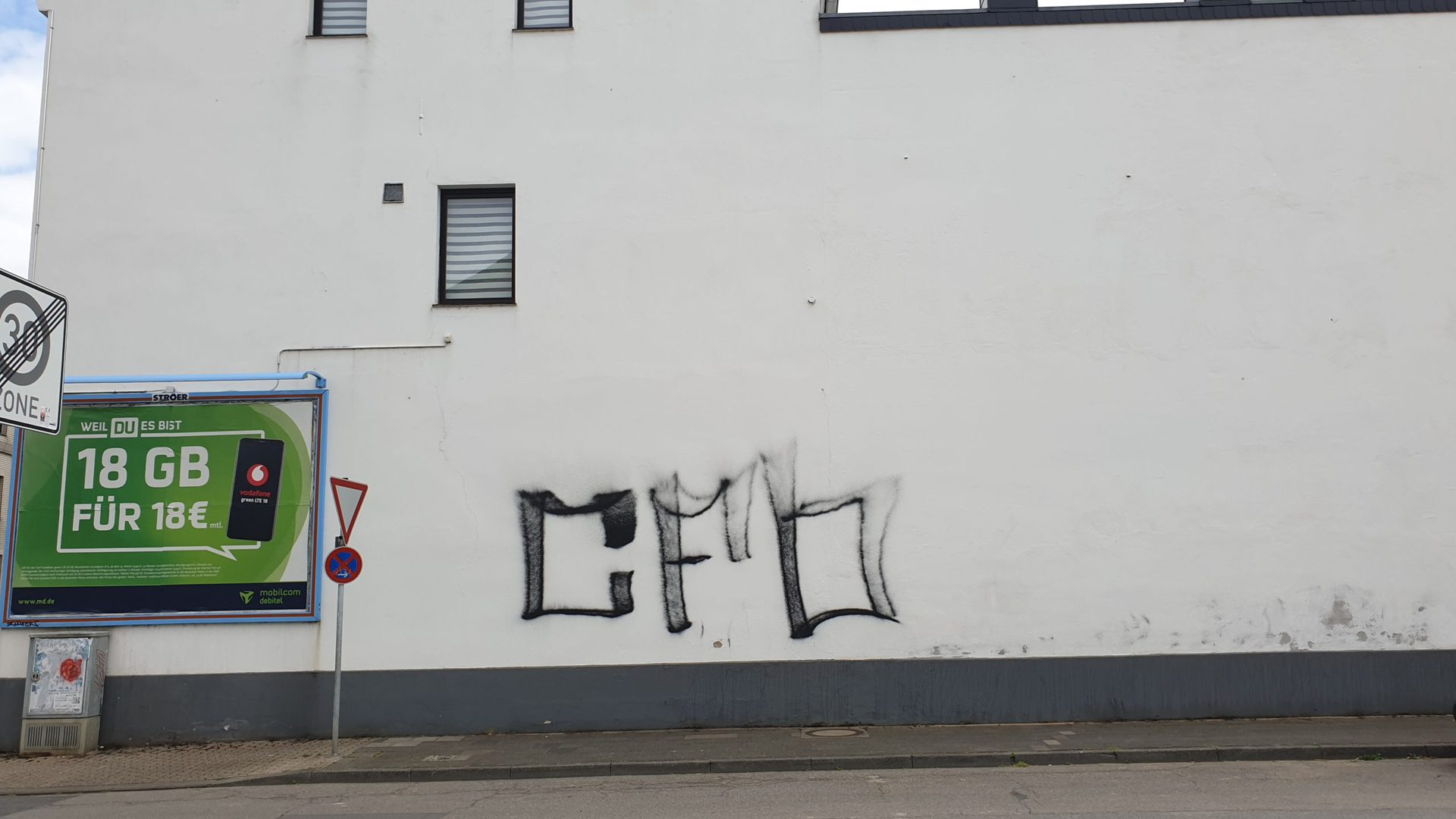 Graffiti Düren